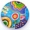 boompje-2009-acrylverf-op-bamboeschaal-gem-techniek-drsn-20-cm