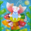 slapend-vlindertje-2009-acrylverf-op-canvasdoek-20x20-cm